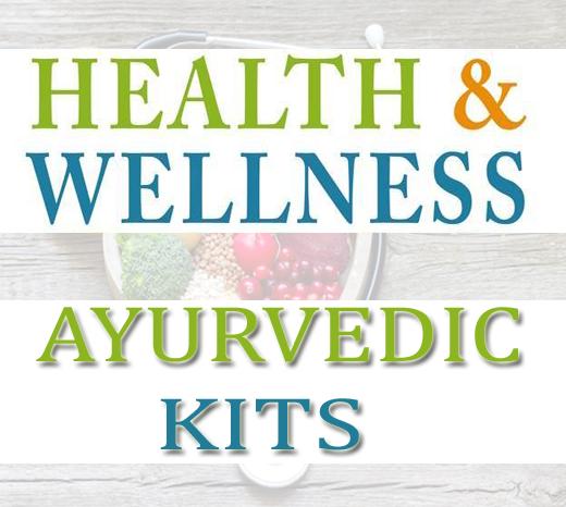 Ayurvedic Health Kits for Skin Diseases, ED, Psoriasis, Dhatu Rog and Sexual Problems