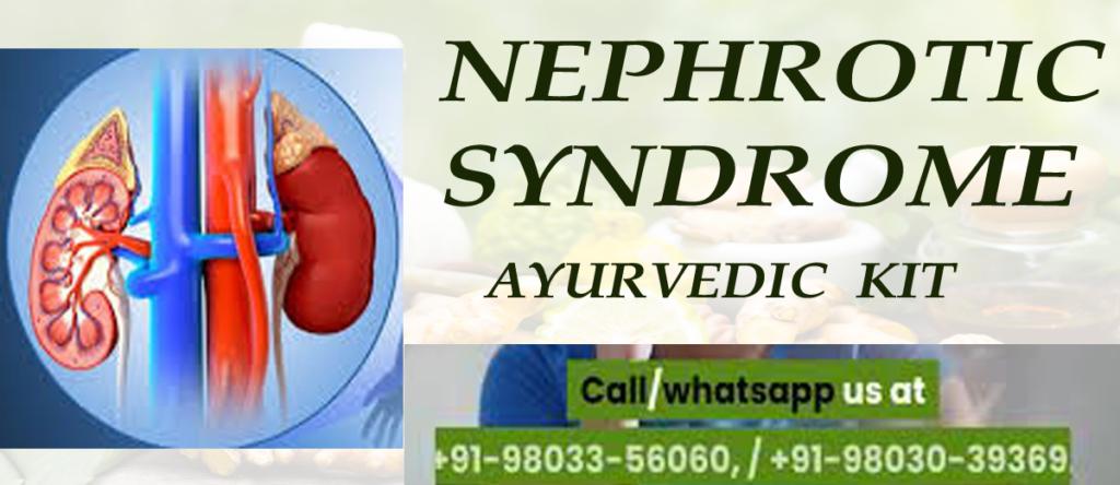 Nephrotic Syndrome Best Ayurvedic Treatment in India, Kidney care ayurvedic kit